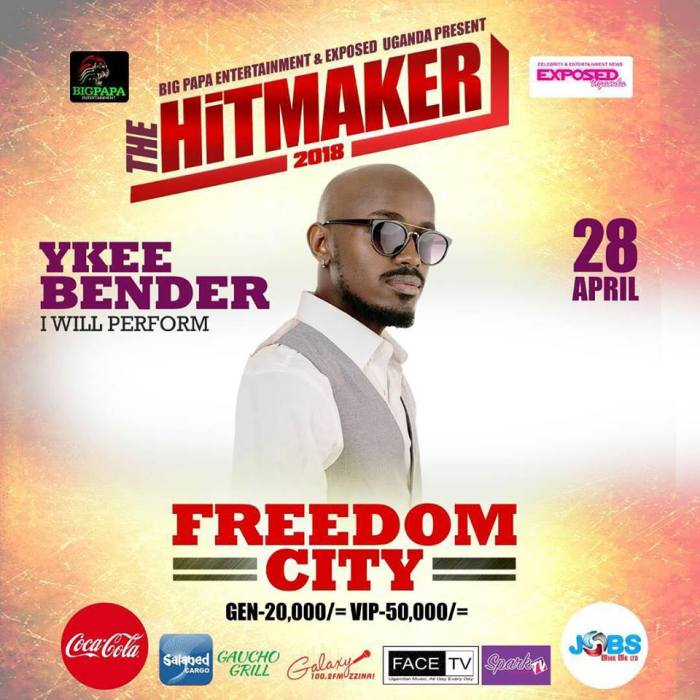 Hit Makers Show Ykee Benda