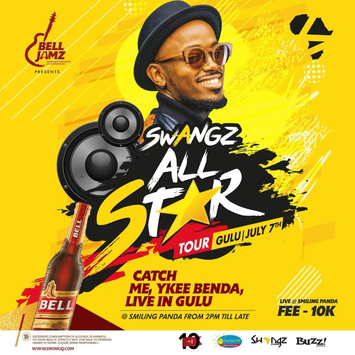 Swangz All Star our Ykee Benda