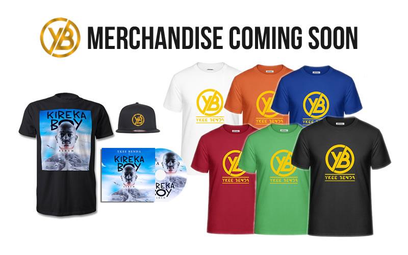 ykee benda merchandise