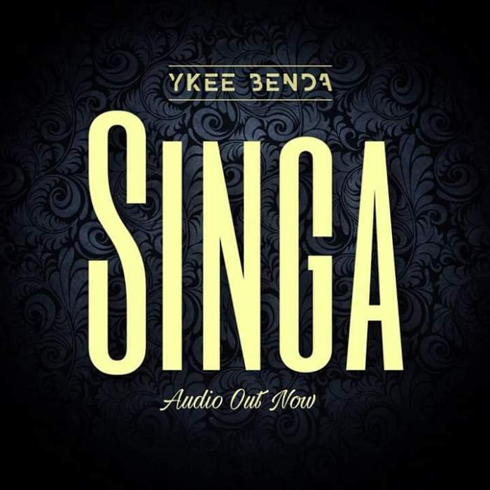 Ykee Benda Singa Single